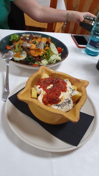 Restaurant La Bonaigua Ctra. Reial, 54, 08960 Sant Just Desvern, Barcelona