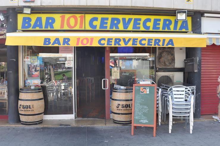 101 CERVECERIA Carrer Josep Pla i Casadevall, 08840 Viladecans, Barcelona