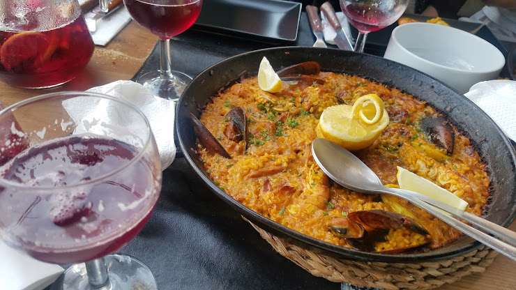 Restaurante Argentino La Pampa Barcelona Passeig Joan Borbó Comte Barceló, 28, 08003 Barcelona