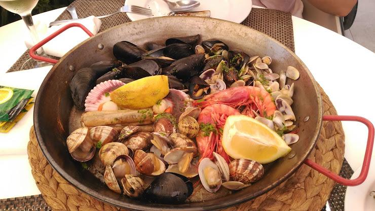 Restaurante Cel Blau Castelldefels Av. dels Banys, 2, 08860 Castelldefels, Barcelona
