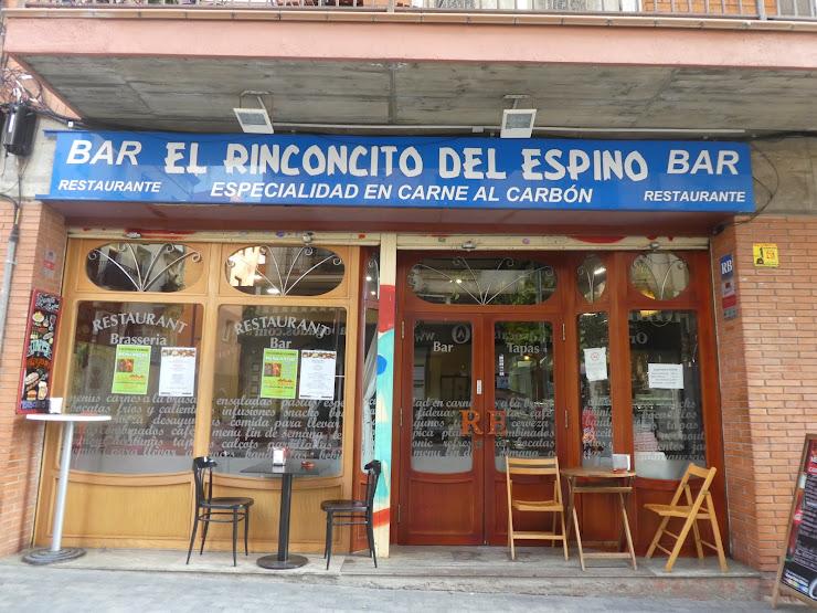 El Rinconcito Del Espino Carrer de Sant Medir, 17, 08028 Barcelona