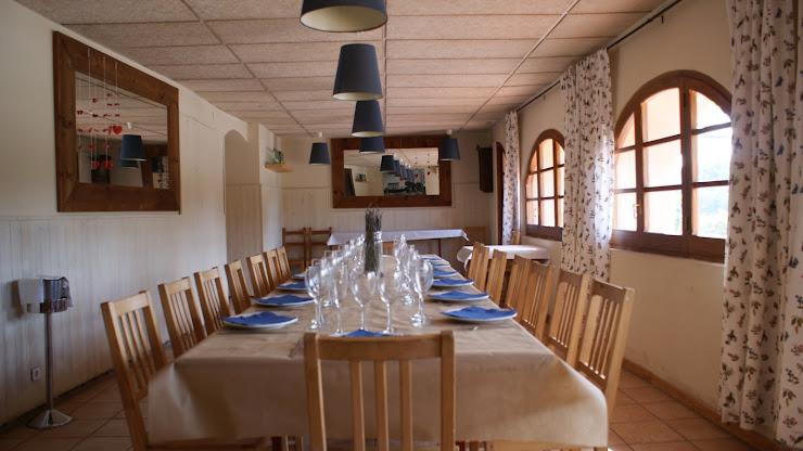 restaurant eucaria Cami de La Eucaria, 08712 Sant Martí de Tous, Barcelona