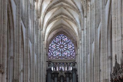 Saint-Ouen Abbey Church