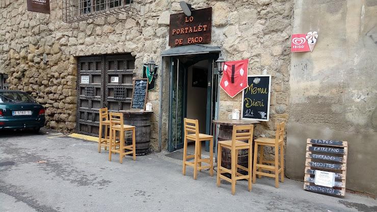 Lo PORTALET Carrer el Portalet, 16, 25600 Balaguer, Lleida