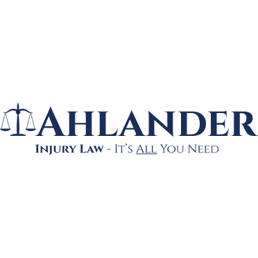 Personal Injury Attorney «Ahlander Injury Law», reviews and photos