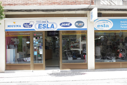 INFANTIL ESLA. La tienda del bebe en Avila
