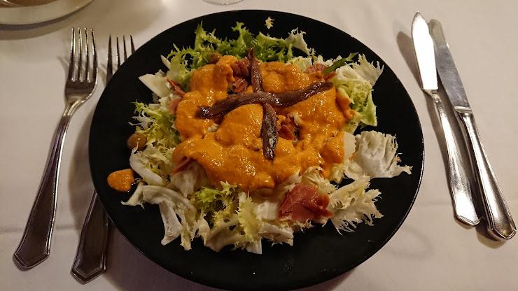 Restaurant La Nansa Carrer de la Carreta, 24, 08870 Sitges, Barcelona