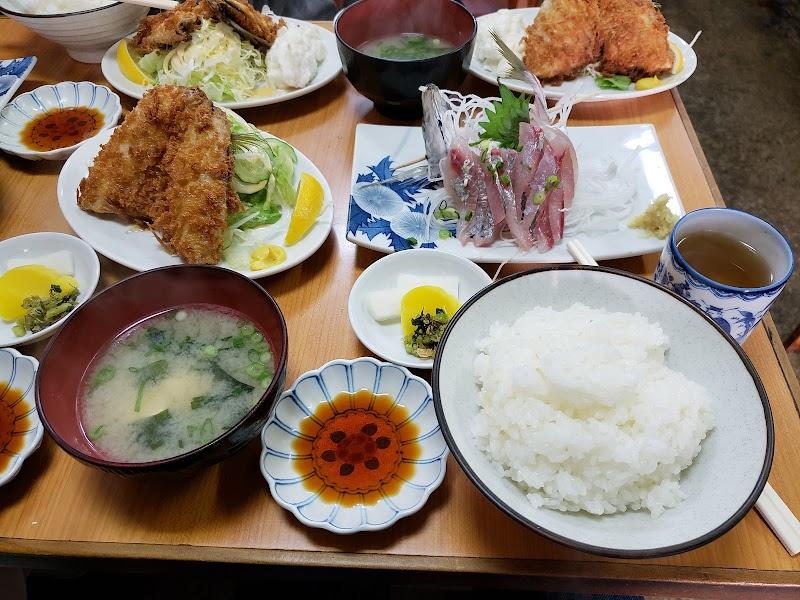 鮮魚食堂 ずう