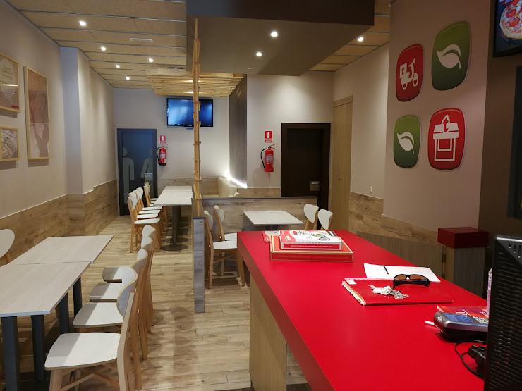 Telepizza Av. de Cornellà, 59, 08950 Esplugues de Llobregat, Barcelona