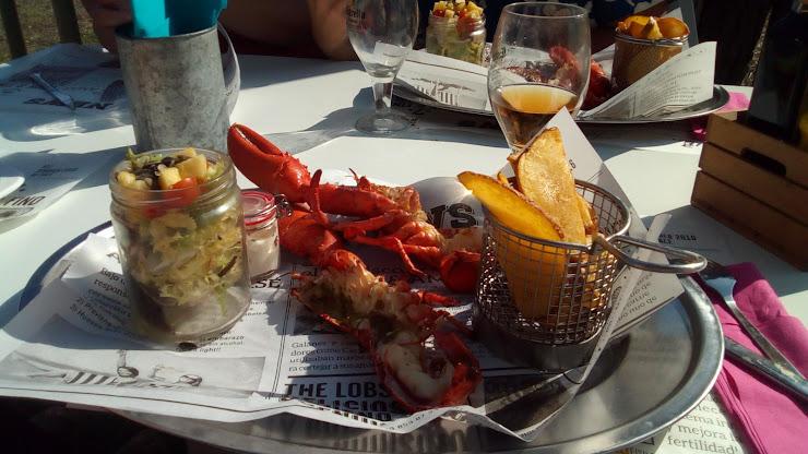El Calamar & Lobster Lounge, Gavà Mar Carrer dels Tellinaires, 47, 08850 Gavà, Barcelona