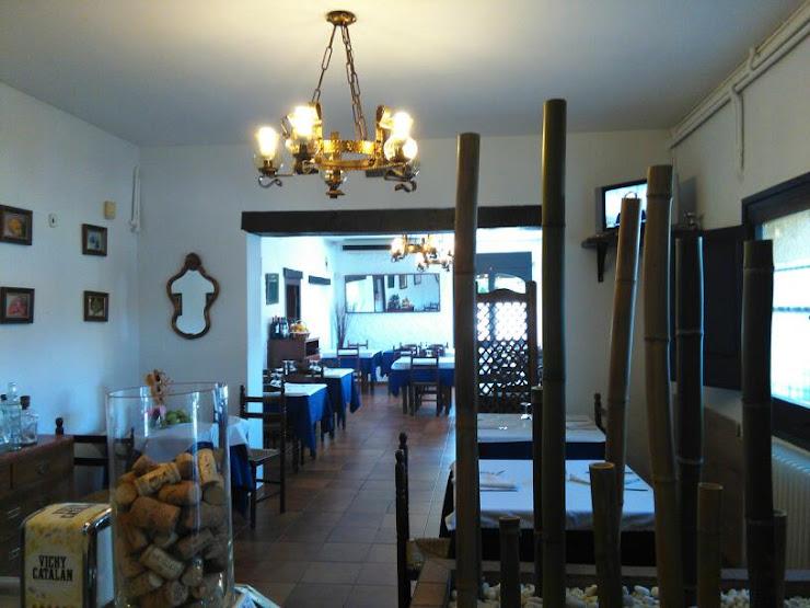 Bar Restaurante Blanché C-35, km 60, 08474 Gualba, Barcelona