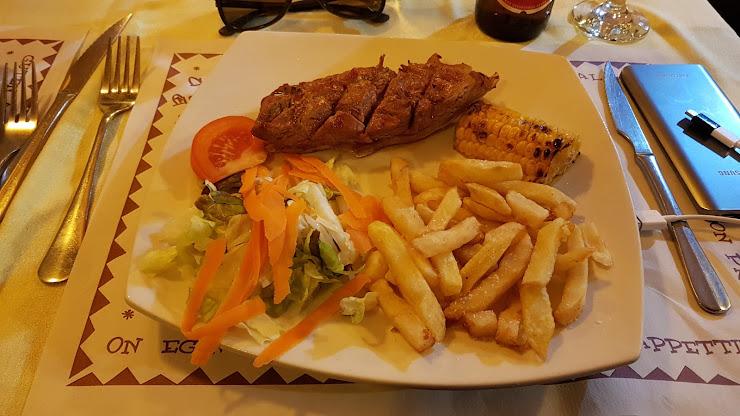 Grill Restaurant El Caliu de l'Eixample Carrer de València, 329, 08009 Barcelona