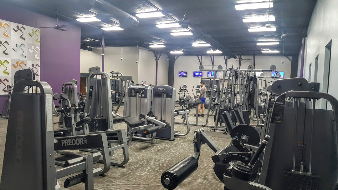 Anytime Fitness In The City Las Cruces