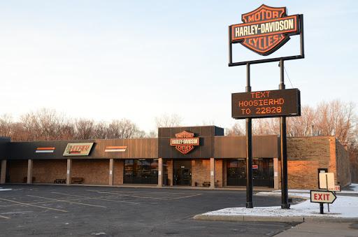 Harley-Davidson Dealer «Hoosier Harley-Davidson», reviews and photos, 720 W Bristol St, Elkhart, IN 46514, USA
