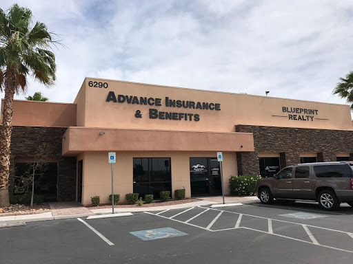 Advance Insurance & Benefits, 6290 S Rainbow Blvd, Las Vegas, NV 89118, Insurance Agency