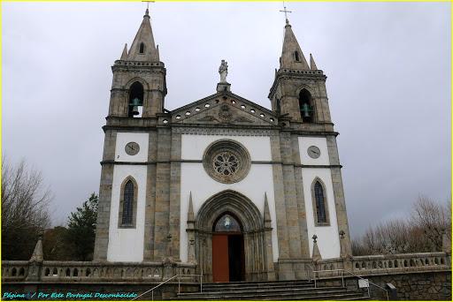 Santuário de Nossa Senhora do Alívio, Portugal, Abadia, estado Braga