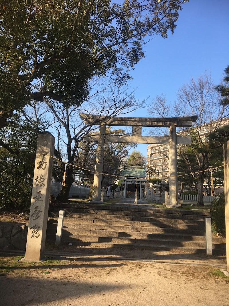 千田廟公園