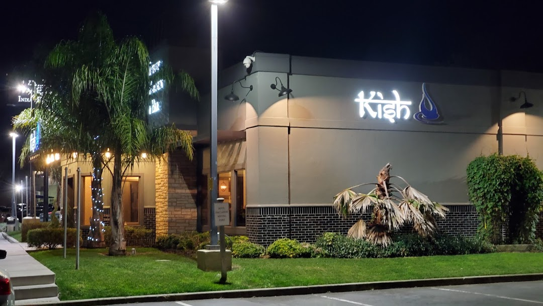 Kish Indian Kitchen And Bar In The City Santa Clara