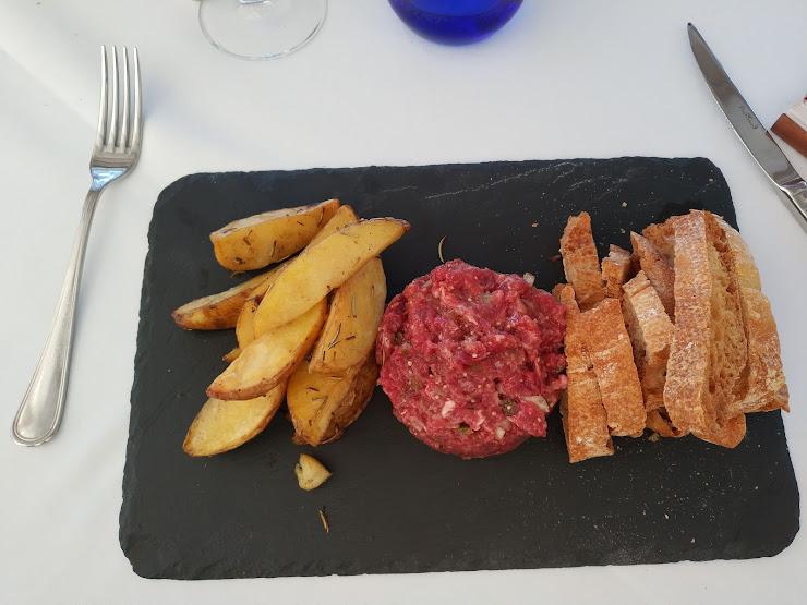 Restaurant Santa Marta Carrer Josep Domenech, 35, 08349 Cabrera de Mar, Barcelona