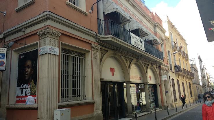 Bar El Lliure Carrer del Montseny, 47, 08012 Barcelona