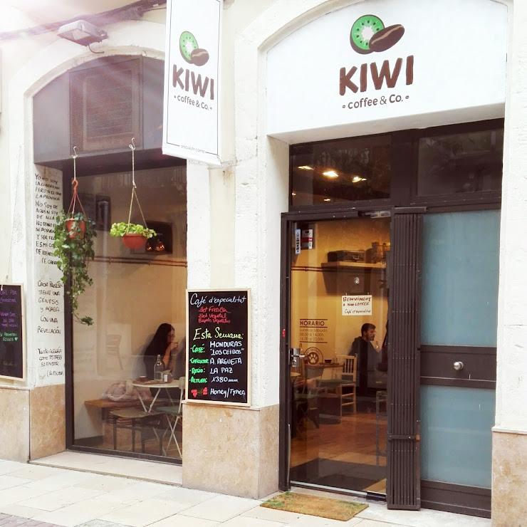 Kiwi Coffee & Co. Carrer de la Parellada, 54, 08720 Vilafranca del Penedès, Barcelona