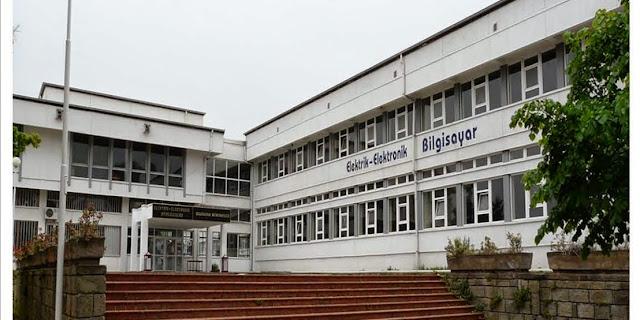 Karadeniz Teknik Üniversitesi Elektrik Elektronik Mühendisliği Bölümü