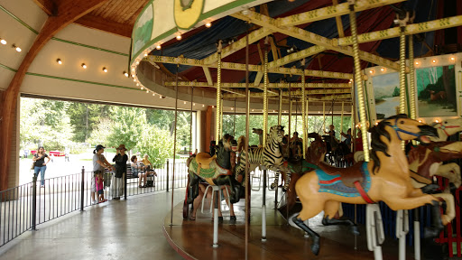 Tourist Attraction «Ovid Hazen Wells Carousel», reviews and photos, 2002 Shorefield Rd, Wheaton, MD 20902, USA