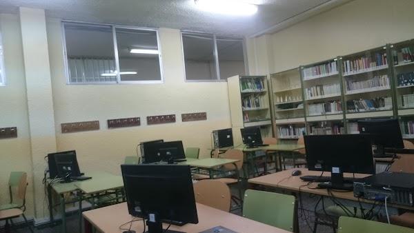 Centro de Educación de Personas Adultas Distrito Centro