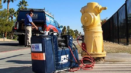 American Leak Detection of Central CA in Fresno, California