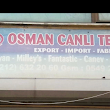 Osman Canli Teksti̇l San. Ve Ti̇c. Ltd.şti̇.