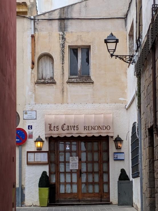 Les Caves Rekondo Carrer Mossèn Jacint Verdaguer, 9, 08320 El Masnou, Barcelona