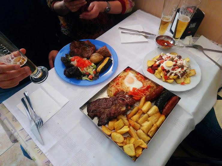 Restaurante la Cuineta D'Horta Carrer de Petrarca, 40, 08031 Barcelona