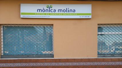 imagen de masajista Centro de Terapias Naturales Mónica Molina