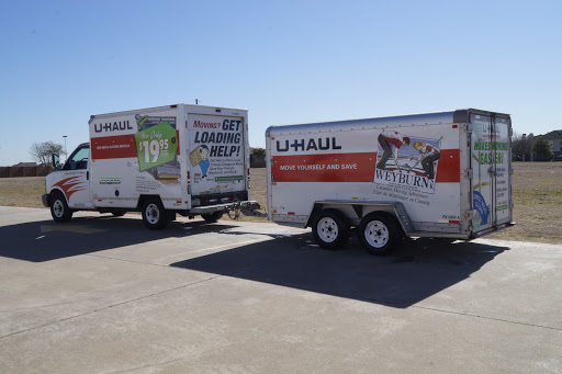 Truck Rental Agency «U-Haul Moving & Storage of Willow Bend», reviews and photos