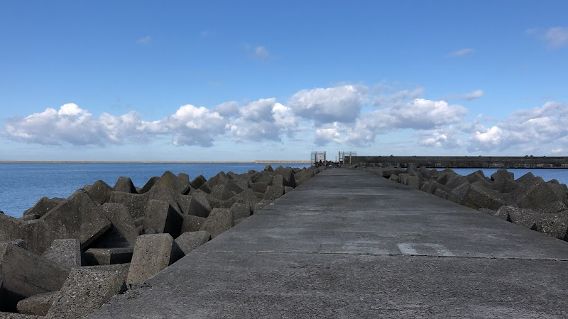 東港 新潟 第 2 釣り場 フィッシング 防波堤 ハッピー 東 管理