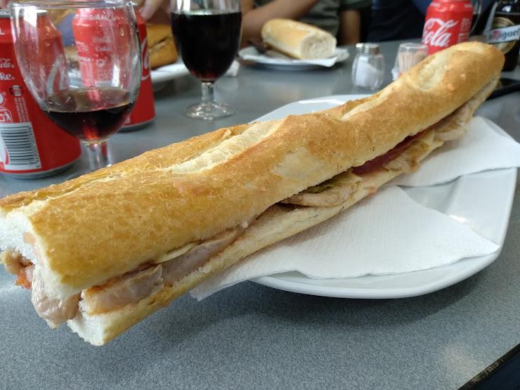 Restaurante Perancho Carrer de Sovelles, 33, 08038 Barcelona