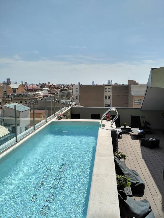 BCN URBAN HOTELS GRAN ROSELLON Carrer del Rosselló, 174, 176, 08036 Barcelona