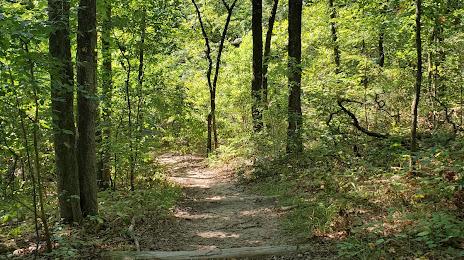 Post Oak Preserve Trail