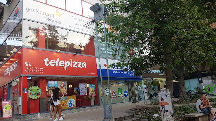 Telepizza Avinguda de la Constitució, 99-101, 08860 Castelldefels, Barcelona