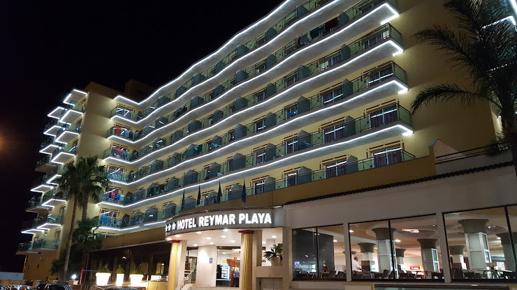 Hotel Reymar Playa Passeig Marítim, 54, 08380 Malgrat de Mar, Barcelona