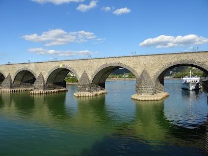 Baldwin Bridge, Koblenz