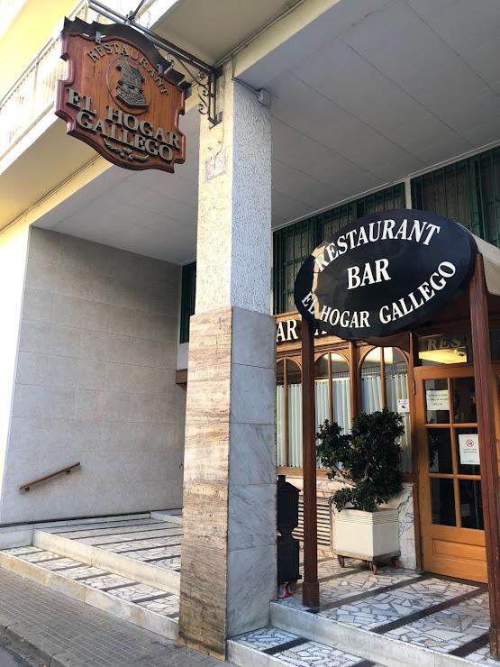 Restaurante El Hogar Gallego Carrer de les Ànimes, 73, 08370 Calella, Barcelona