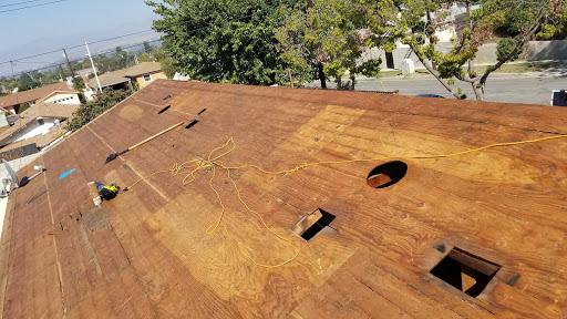 Bernardino Roofing Construccin in Los Angeles, California