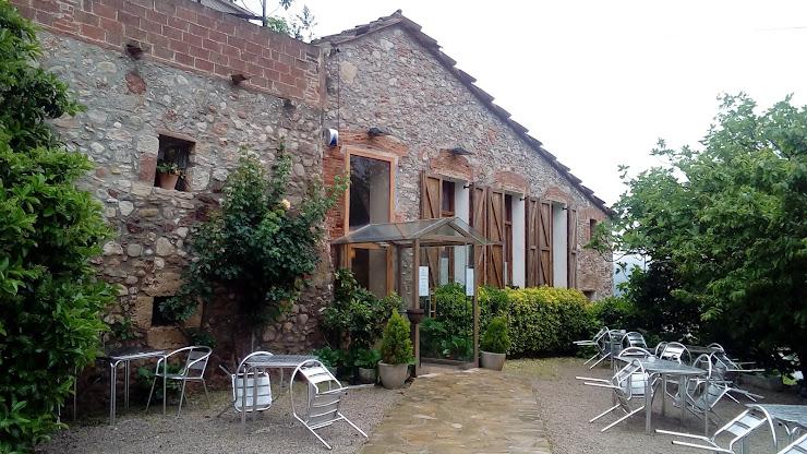 Restaurant La Sala de Can Sabater Av. Sant Vicenç, km2, 08416 Riells del fai, Barcelona