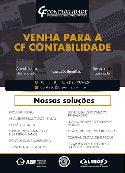 CF Contabilidade Penha /RJ