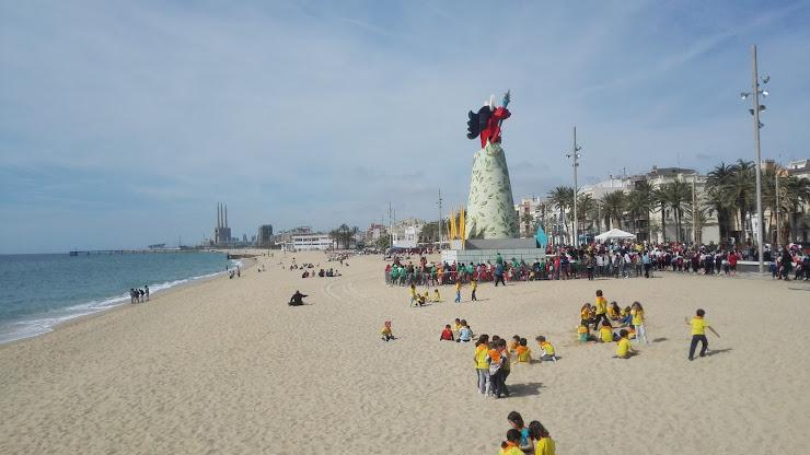Playa de los Pescadores Passeig Marítim, 08911 Badalona, Barcelona