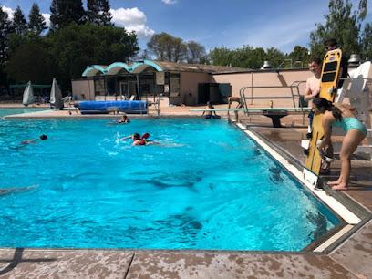 Rengstorff Park Pool