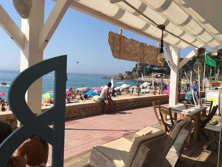 Baluma Fenals Beach Carrer de Santiago de Cuba, 6, 17310 Lloret de Mar, Girona