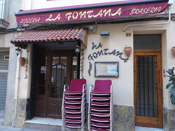Restaurant la Fontana Carrer de Baltasar d'Espanya, 59, 08970 Sant Joan Despí, Barcelona