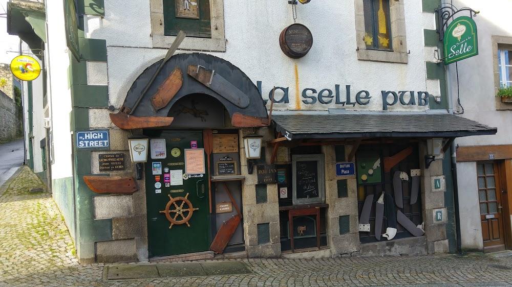 photo du resaurant Pub La Selle